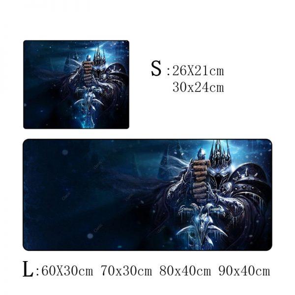 Tapis de souris World of Warcraft
