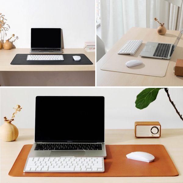 grand tapis de souris ergonomique bureau